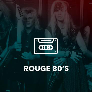 Online Radio - Webradio 80s | Rouge fm