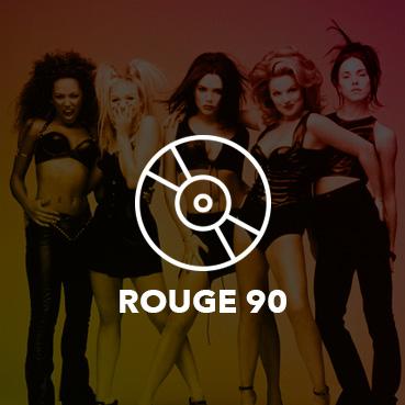 Online Radio - Webradio 90s | Rouge fm