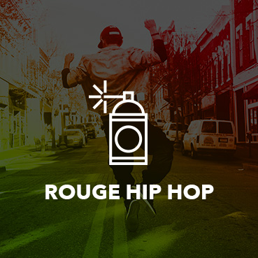 Online Radio - Webradio Hip Hop | Rouge fm
